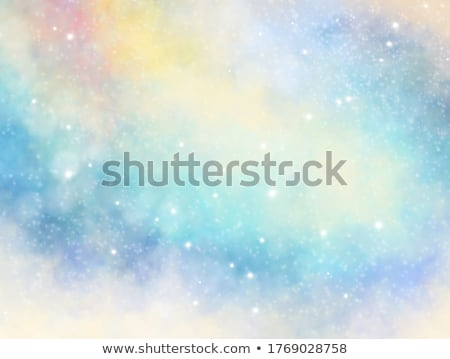 Girl and pony in dust Stock photo © FOTOYOU
