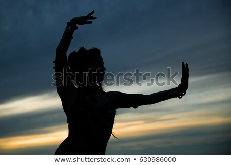 танцы · женщину · Dance · тело · волос - Сток-фото © Paha_L