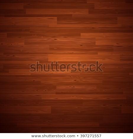 Sötét végtelenített fából készült csík mozaik csempe Stock fotó © Voysla