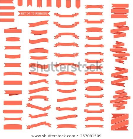 цвета · набор · прибыль · на · акцию · 10 · вектора - Сток-фото © beholdereye