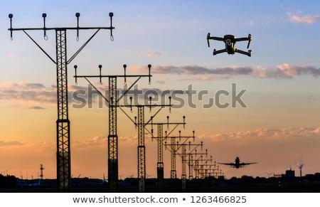 Composite image of digital image of a drone Stock photo © wavebreak_media