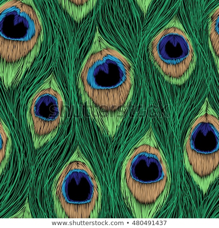 pássaro · artístico · projeto · natureza · arte · assinar - foto stock © bluering