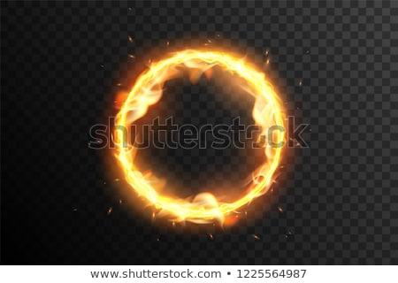 dynamiczny · świetle · ramki · efekt · wektora · streszczenie - zdjęcia stock © sarts