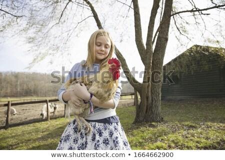 Criança nove número mão menino Foto stock © carenas1