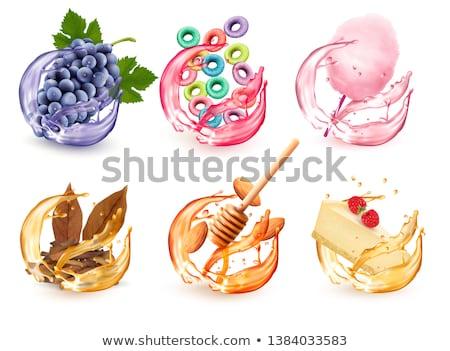 Fruit flavored candies Stock photo © Digifoodstock