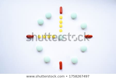 Take your drug. Stock photo © Fisher