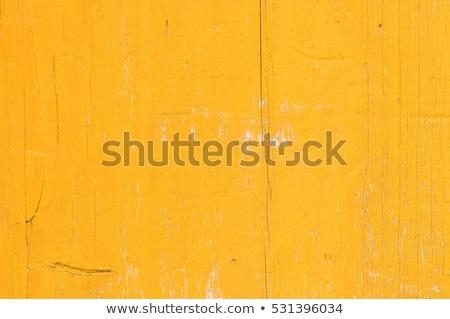 Orange color wood grain texture surface detail. Stock photo © latent