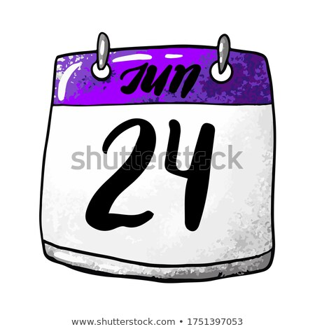 24 june  Independence Day of Scotland Stock photo © Olena