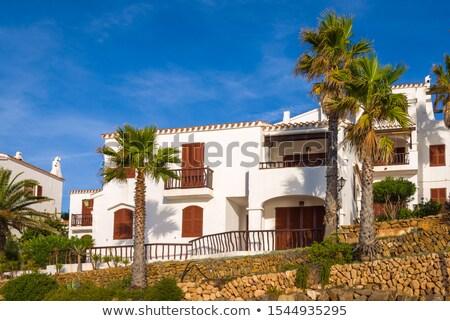 Spanish Holiday Villas Stock photo © smartin69