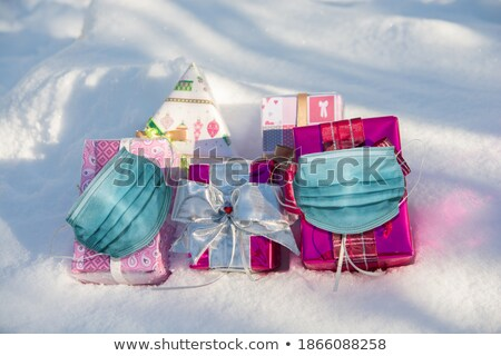 Stock photo: Family departing for ski holidays
