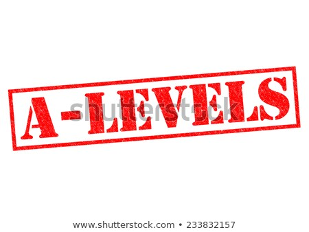 A rubber stamp on a white background - Revision Stock photo © Zerbor