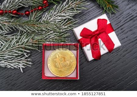 Pièces échange taux table argent Photo stock © stevanovicigor