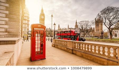 koninklijk · Londen · Engeland · vintage · gegraveerd · illustratie - stockfoto © 5xinc
