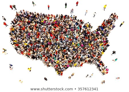 United States Immigration Stock photo © Lightsource