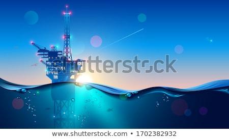 Zee mijn onderwater explosief object Stockfoto © Lightsource