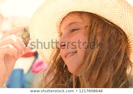 Smiling Little Hermit Crab Stock photo © cthoman