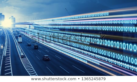 Web Development and Transport, Coding Concept Stock photo © robuart