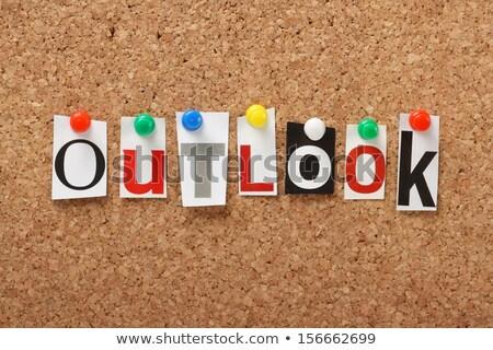 Geschäftsleute · wirtschaftlichen · Erholung · Business · Frau · Geld - stock foto © lichtmeister