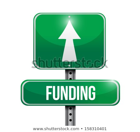 Donations Road Sign Stock photo © kbuntu