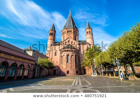 Mainz Cathedral Stock photo © aladin66