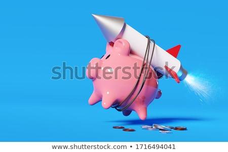 Your Business In Danger Stockfoto © solarseven
