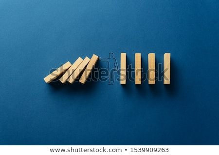 Overcoming crisis Stock photo © 4designersart