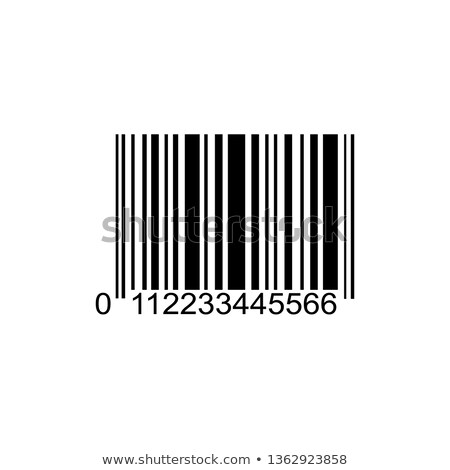 Product bar code Concept China Stock photo © digitalstorm