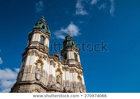 Stock photo: pilgrimage church in Krzeszow, Silesia, Poland