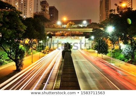 Сан-Паулу · к · северо-западу · город · зданий · небоскреба - Сток-фото © cifotart