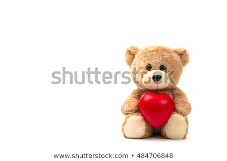 Male doctor with teddy bear Stock photo © photography33