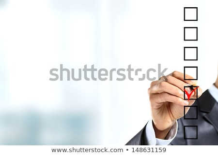 Stock photo: What makes a man tick?