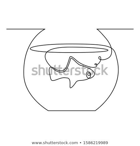 Как нарисовать аквариум картинки