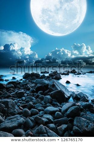 wybrzeża · rano · długi · czas · ekspozycji · shot · wody · wygaśnięcia - zdjęcia stock © moses