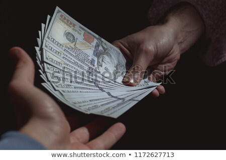 Shady money Stock photo © Stocksnapper