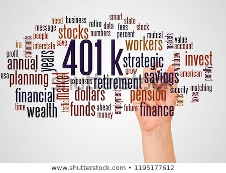 funds in word clouds Stock photo © Istanbul2009