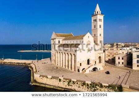 собора Италия известный закрывается морем Церкви Сток-фото © meinzahn
