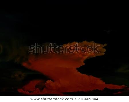 bomba · palenie · czarny · ognia · świetle · projektu - zdjęcia stock © tilo