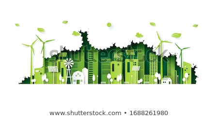 Eco-Friendly Background stock photo © BibiDesign