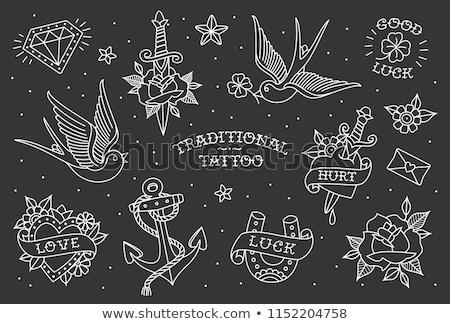 love diamond wallpaper vector illustration stock photo © carodi