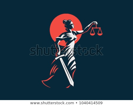 Judge Law And Justice Symbol Stock photo © NiroDesign