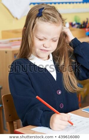 School Lice Problem Stock photo © Lightsource