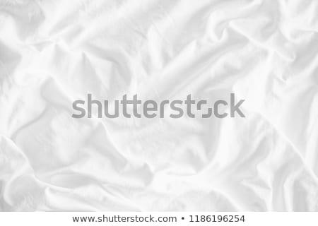 白 · 綿 · キャンバス · テクスチャ - ストックフォト © stevanovicigor
