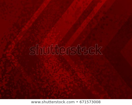 Grunge cartoon spotted halftones red modern motion background. Distress damaged arrows overlay dirty Stock photo © Iaroslava