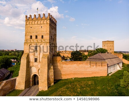 Lutsk castle Stock photo © tracer