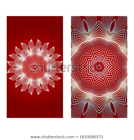 elegant happy diwali festival greeting design with ornament deco Stock photo © SArts