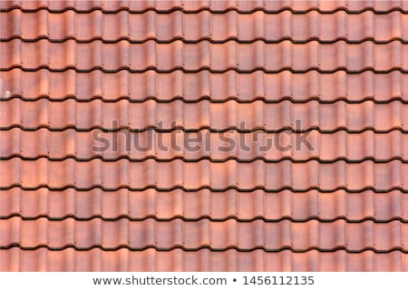 Stock photo: Roof tile texture