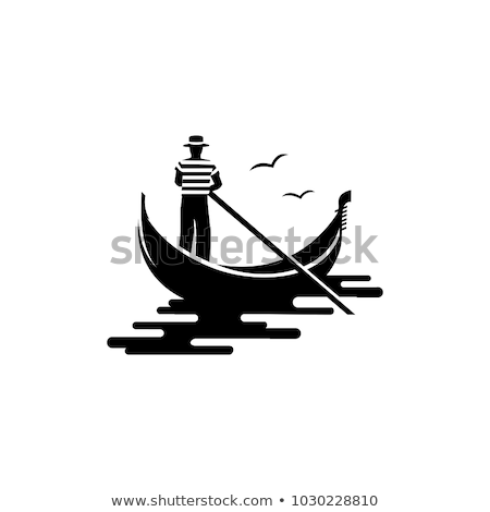 Sailboat in Venice Stock photo © Givaga