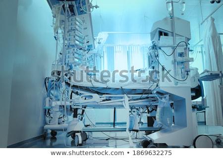 bloeddruk · arts · ziekenhuis · kamer · medische · tools - stockfoto © kzenon