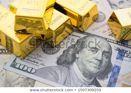 Gold Commodity Forecast Stock photo © Lightsource