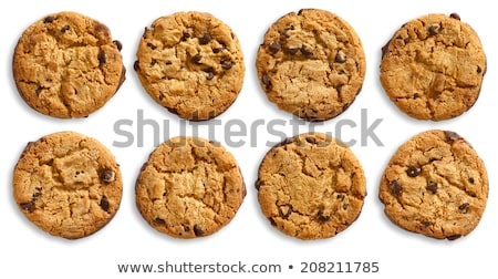 Choc Chip Cookies Stock photo © kitch